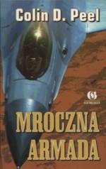 Okładka książki Mroczna armada - Colin Peel