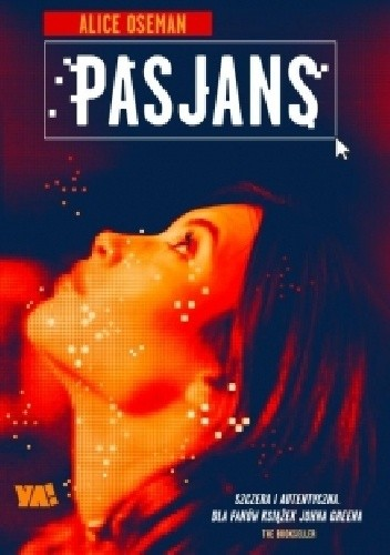 Okładka książki Pasjans