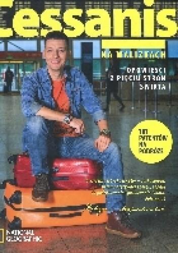 Okładka książki Cessanis na walizkach. Opowieści z pięciu stron świata