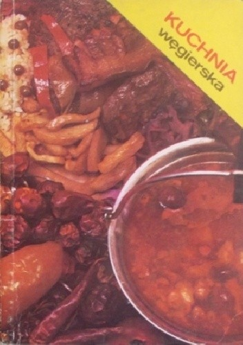 Okładka książki Kuchnia węgierska
