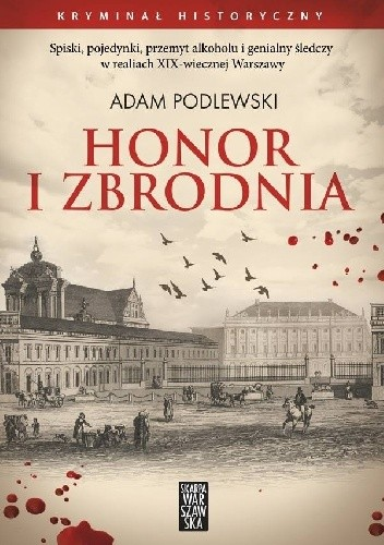 Okładka książki Honor i Zbrodnia