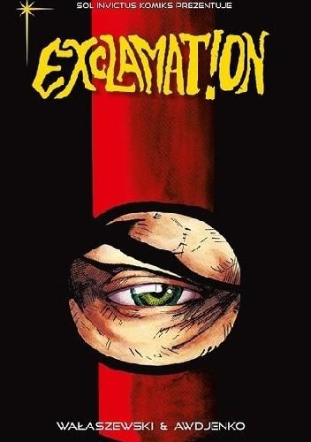 Okładka książki Exclamat!on
