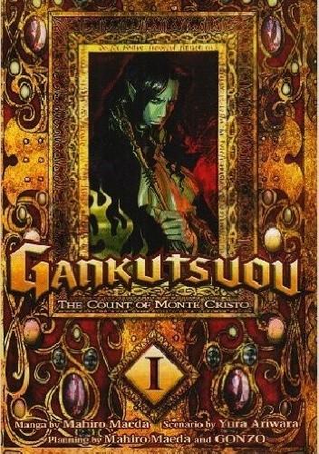 Okładka książki Gankutsuou 1