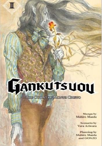 Okładka książki Gankutsuou 2
