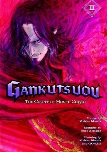 Okładka książki Gankutsuou 3
