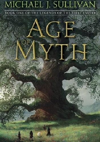 Okładka książki Age of Myth