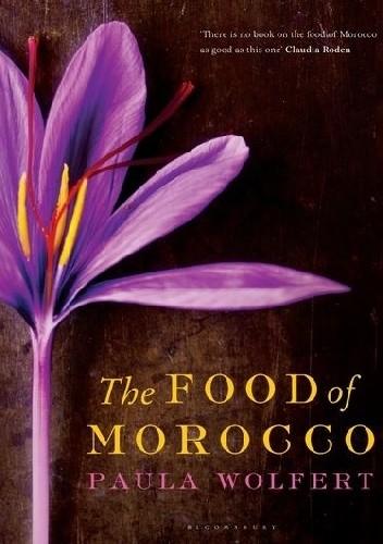 Okładka książki The Food of Morocco
