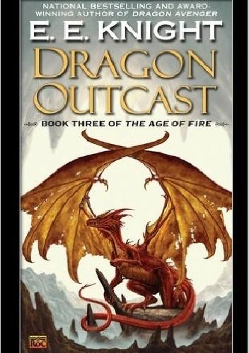 Okładka książki Dragon Outcast