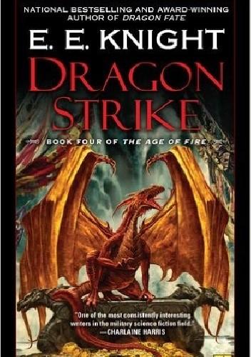Okładka książki Dragon Strike