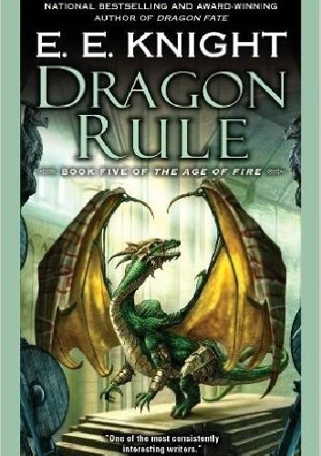Okładka książki Dragon Rule