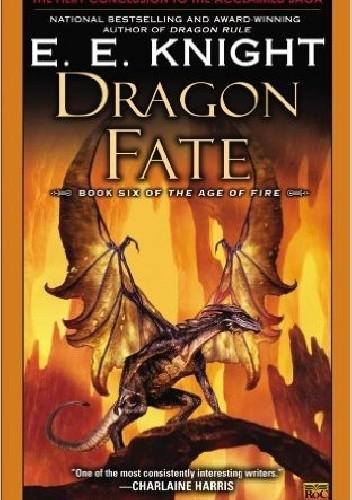 Okładka książki Dragon Fate