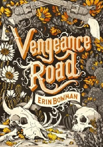 Okładka książki Vengeance Road