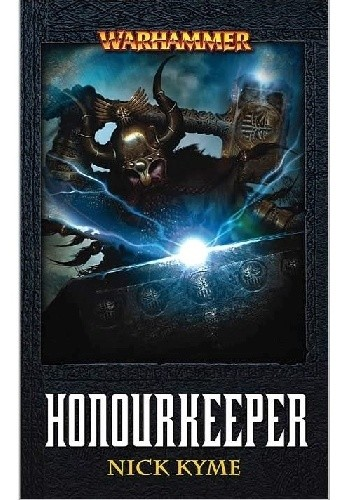 Okładka książki Honourkeeper