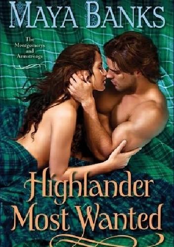 Okładka książki Highlander Most Wanted