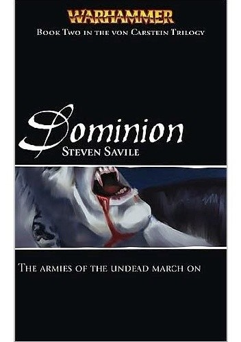 Okładka książki Dominion