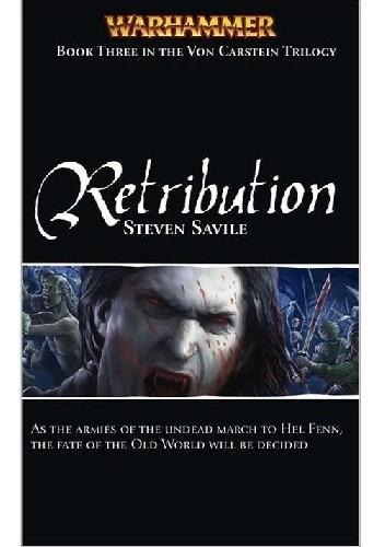 Okładka książki Retribution