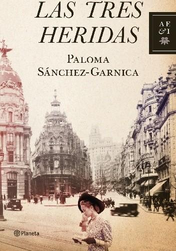 Okładka książki Las tres heridas