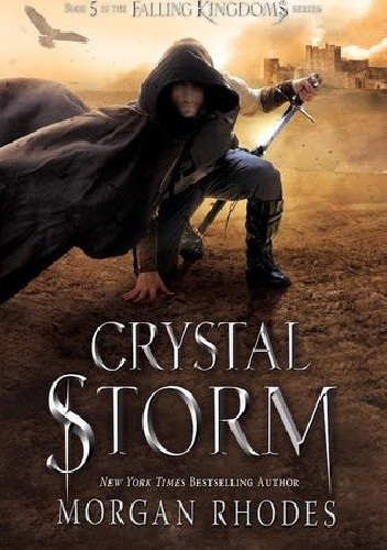 Okładka książki Crystal Storm