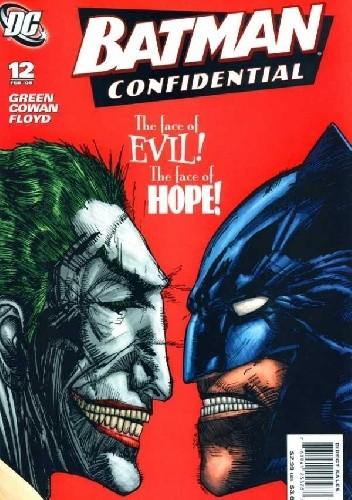 Okładka książki Batman Confidential #12