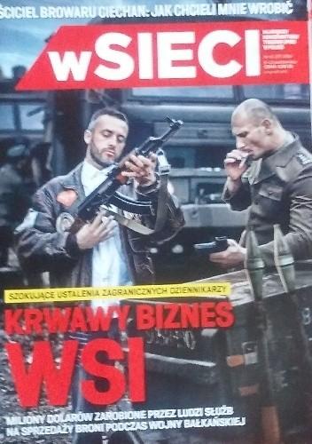 Okładka książki W sieci, nr 41/2014