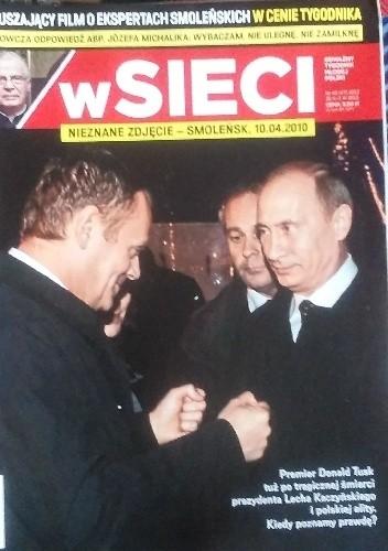 Okładka książki W sieci, nr 43/2013