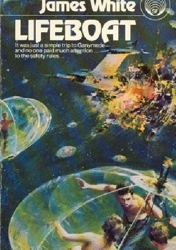 Okładka książki Lifeboat