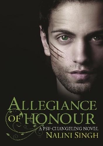 Okładka książki Allegiance of Honor