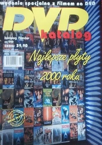 Okładka książki DVD katalog, 1/2000