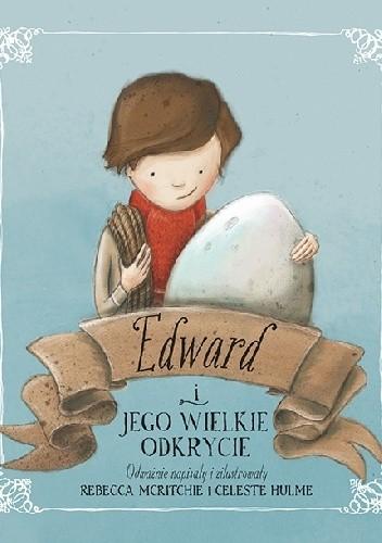 Okładka książki Edward i jego wielkie odkrycie