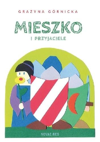 Okładka książki Mieszko i przyjaciele
