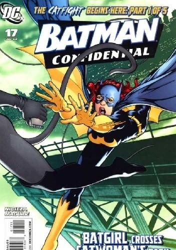Okładka książki Batman Confidential #17