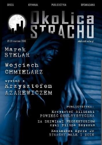 Okładka książki OkoLica Strachu nr 1/2016