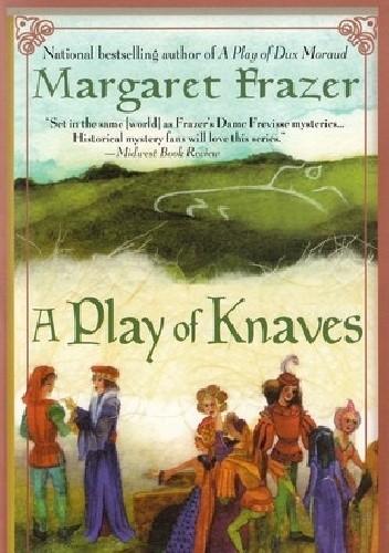 Okładka książki A Play of Knaves