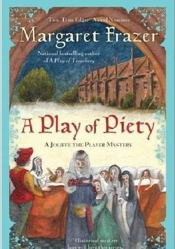 Okładka książki A Play of Piety
