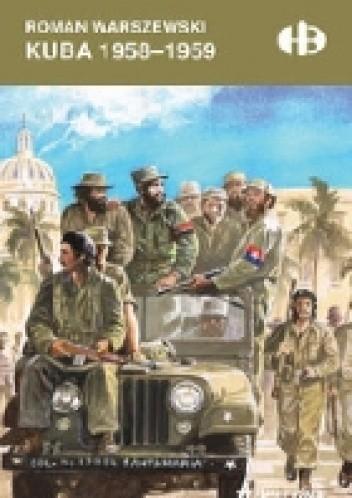 Okładka książki Kuba 1958-1959
