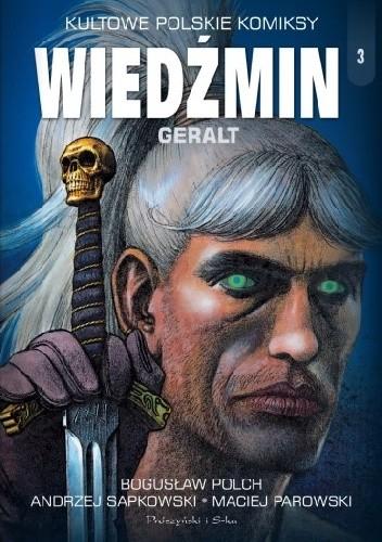 Okładka książki Wiedźmin. Geralt