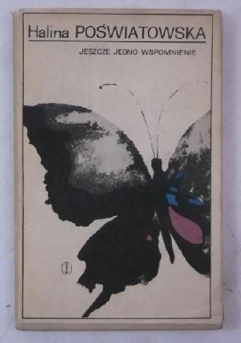 Okładka książki Jeszcze jedno wspomnienie