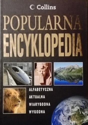 Okładka książki Popularna encyklopedia. Collins