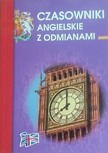 Okładka książki Czasowniki angielskie z odmianami