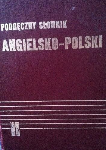 Okładka książki Podręczny słownik angielsko-polski A-Z