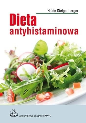 Okładka książki Dieta antyhistaminowa