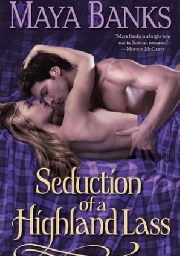 Okładka książki Seduction of a Highland Lass