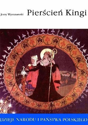 Okładka książki Pierścień Kingi