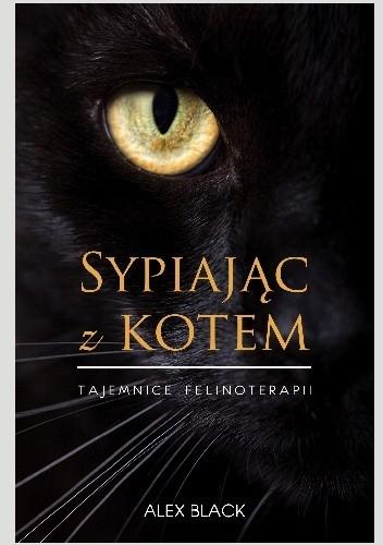 Okładka książki Sypiając z kotem