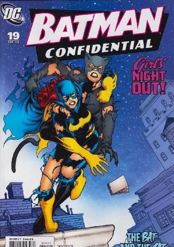 Okładka książki Batman Confidential #19