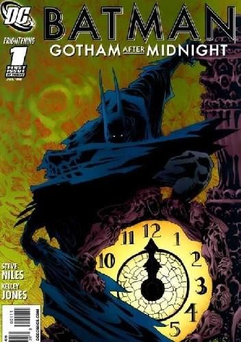 Okładka książki Batman: Gotham After Midnight #1