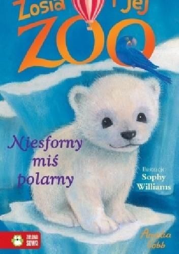 Okładka książki Niesforny miś polarny