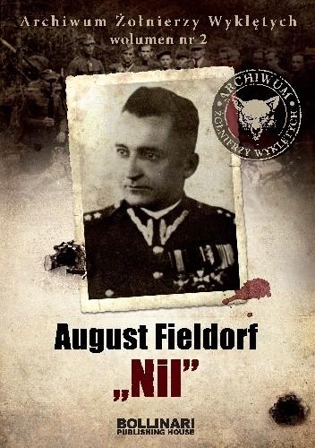 "Okładka książki August Fieldorf ""Nil"""