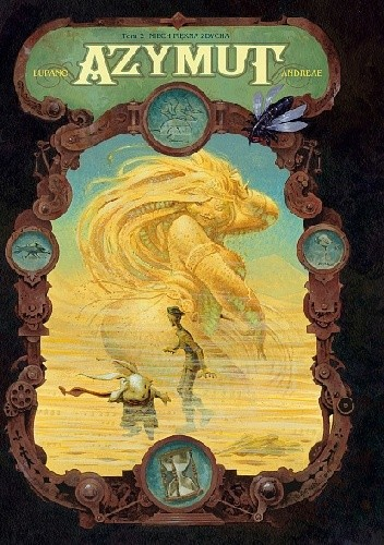 Okładka książki Azymut. Niech Piękna zdycha