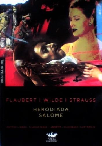 Okładka książki Herodiada. Salome